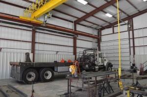 truck construction